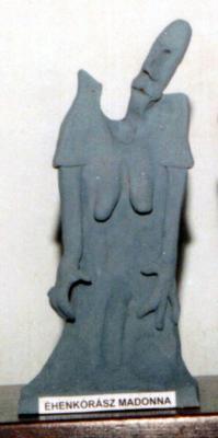 Éhenkórász madonna / Starving Lady