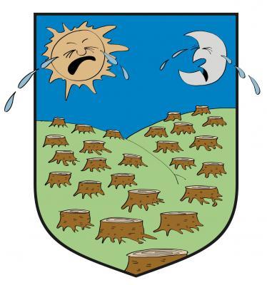 Székely címer tervezet