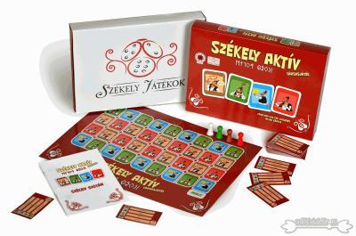 Társasjáték / Parlour game